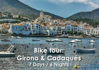 Bike tour: Girona and Cadaqués