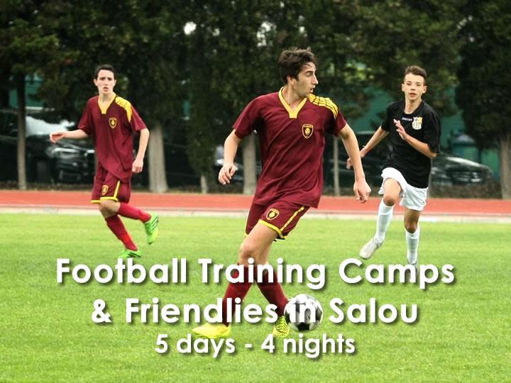 Training Camp & Friendlies in Salou
