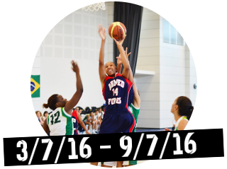 Basketball tournament – July