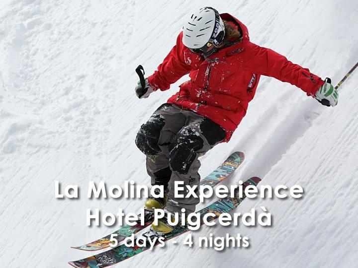La Molina Experience – Hotel Puigcerdà