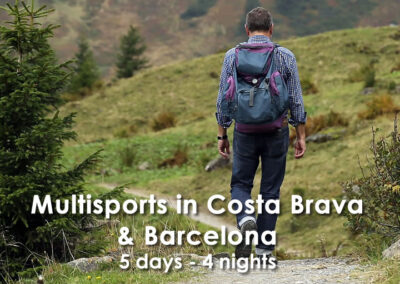 Multisport in Costa Brava & Barcelona