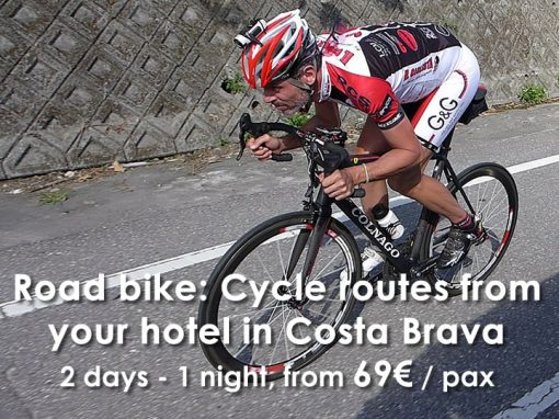 Cycle routes from your hotel