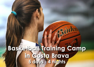 Basketball training camp