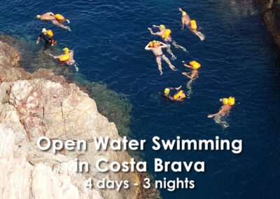 Open Water Swimming in Costa Brava