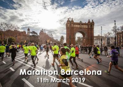 Marathon Barcelona