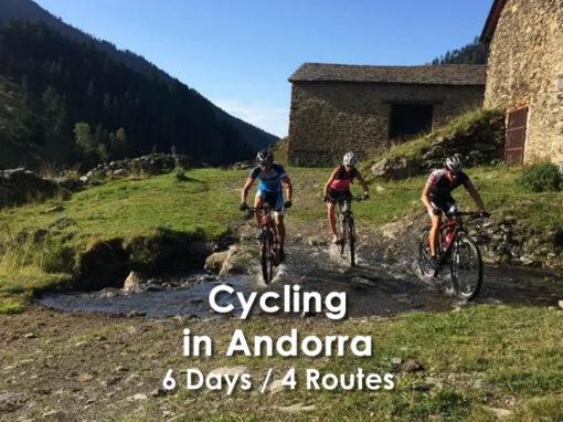 Vélo à Andorre