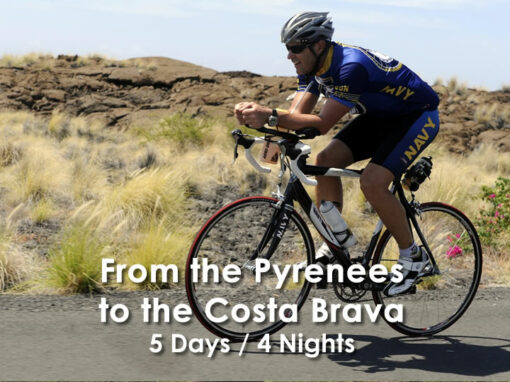 From the Pyrenees to the Costa Brava
