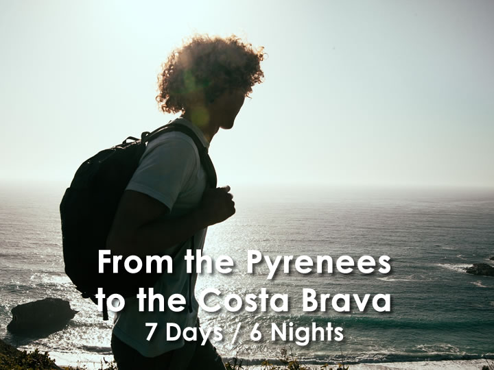 Bike tour: From the Pyrenees to the Costa Brava